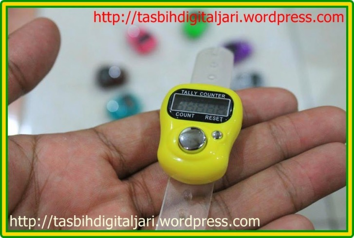 Tasbih digital Jari